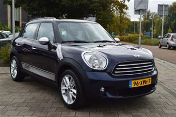 Mini Countryman Cooper Edition